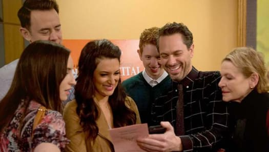 Watch Life In Pieces Season 1 Episode 6 Online on Hotstar