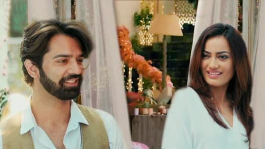 Watch Tanhaiyan TV Serial Episode 4 - Haider, Meera Make