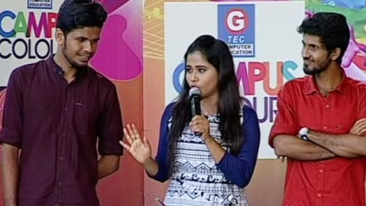 Watch Campus Colors TV Serial Episode 6 - Fun Zone! Full Episode on Hotstar