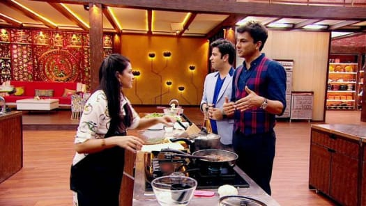 Watch MasterChef India TV Serial Episode 8 - Who Will Go Home Tonight? Full  Episode on Hotstar
