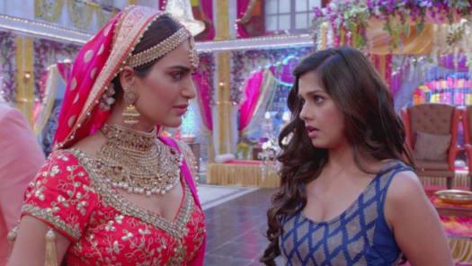 Watch Qayaamat Ki Raat TV Serial Episode 19 - Karuna Warns Gauri Full  Episode on Hotstar